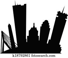 Cartoon Boston