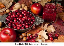 erntedank, früchte