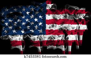 flag of america, usa