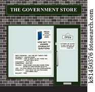 The Government store