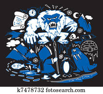 The Search for The Yeti