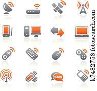 Wireless & Communications /Graphite
