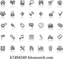 website, &, internet abbilder, //, grundlagen