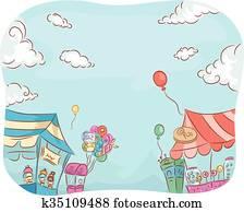 Carnival Store Goods