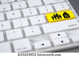 keyboard family home