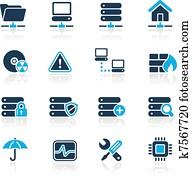 network,, server, &, hosting/, azur