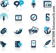 Social Media / Azure