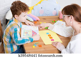 Behavior therapy with pedagogue