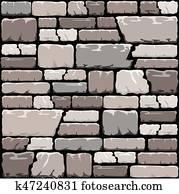 grauer stein, wand, hintergrund
