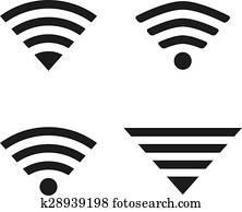 Wireless symbols