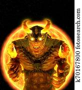 Solar Demon