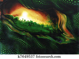 mystic reptile theme