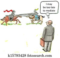 Divorce or Contract Negotiation