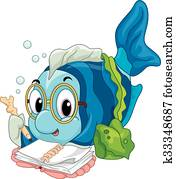 Fish Reading