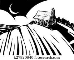 House on Prairie
