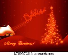 Awaiting Christmas