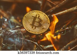 What is coin burn cryptocurrency