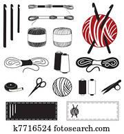 Crochet Icons
