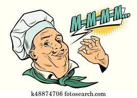 Cuoco Vettori 1000 Cuoco Clip Art Fotosearch