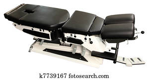 chiropractic bench
