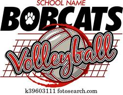 bobcats volleyball