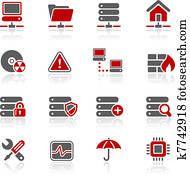network,, server, &, hosting, /, redico