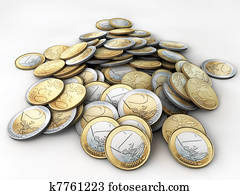 smallest euro coin crossword