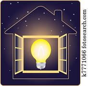 symbol of electricity