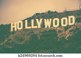 Famous Hollywood Hills