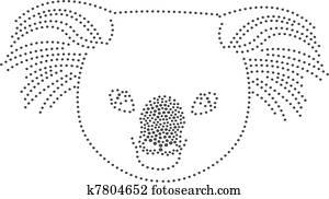 Dots Koala