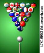 G20 billiard