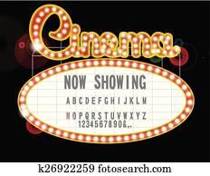 kino, zeichen