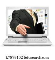 Online business deal