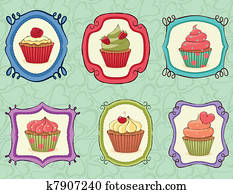 yummy, cupcakes!