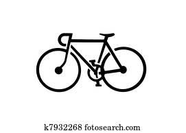 Bicicletta Galleria Di Illustrazioni 1000 Bicicletta Arte