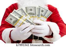 Christmas wealth