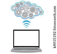 cloud computing and wireless