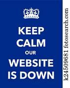 behalten, gelassen, website, gleichfalls, unten, plakat