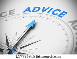 Business Advice Concept