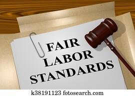 Fair Labor Standards legal concept