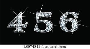 Diamond Bling 4, 5, 6