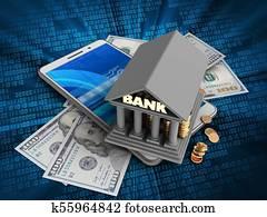 3d banknotes