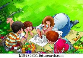 it education with children