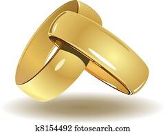 Wedding rings