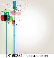 Colorful Party Drinks