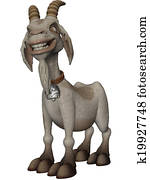 Toon Goat