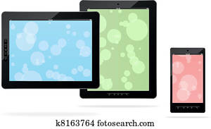 Vector tablet computer