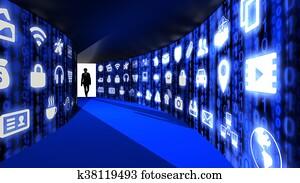 Elite hacker enters internet of things corridor