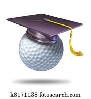 Golf school lessons