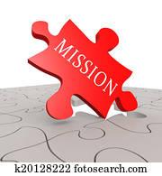Mission puzzle